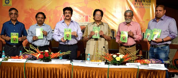 Book Released at Asian Academy of Arts