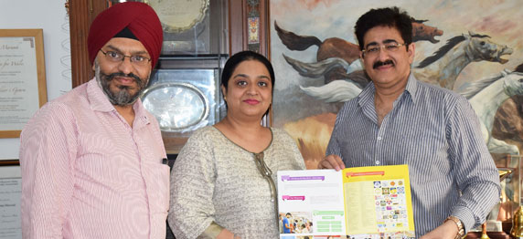 ICMEI Join Hands With CGF 2015