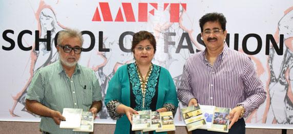 Sandeep Marwah Presented Films to United Nations