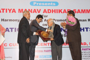 All India Council For Human Rights Liberties And Social Justice Award Function