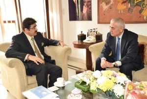 India And Azerbaijan Will Work Towards Cultural Promotion
