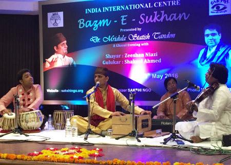 Music Takes You to Spirituality-Sandeep Marwah