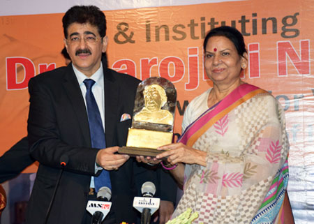Dr. Sarojni Naidu National Award For Women Instituted