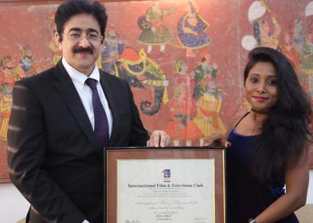 Nikita Gokhale on the Board of Asian School of Fashion And Design