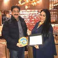 2020 Brought Prestigious Award