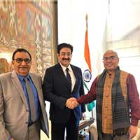 ICCR And ICMEI Will Work Together